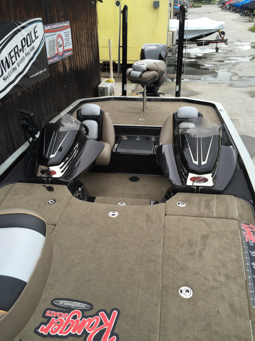 SOLD OUT'14  Ranger Boats Z521C comanche with ProXS250