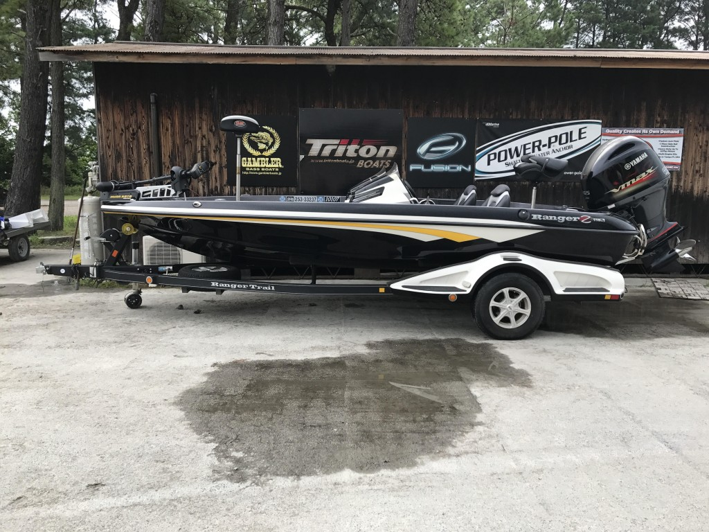 SOLD OUT '13 Ranger Boats Z118C with SHO165