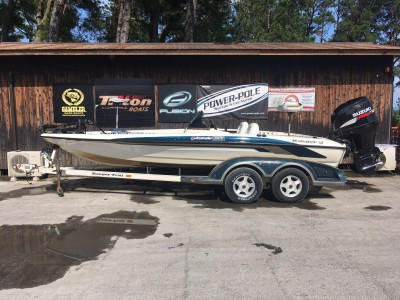 SOLD OUT  '97 Ranger Boats 519DVS with SUZUKI DF200