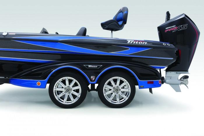 Triton Boats ニューモデル