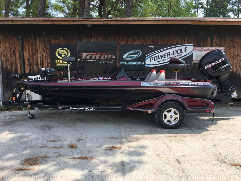 '08 Ranger Boats 198VX with OptiMax200