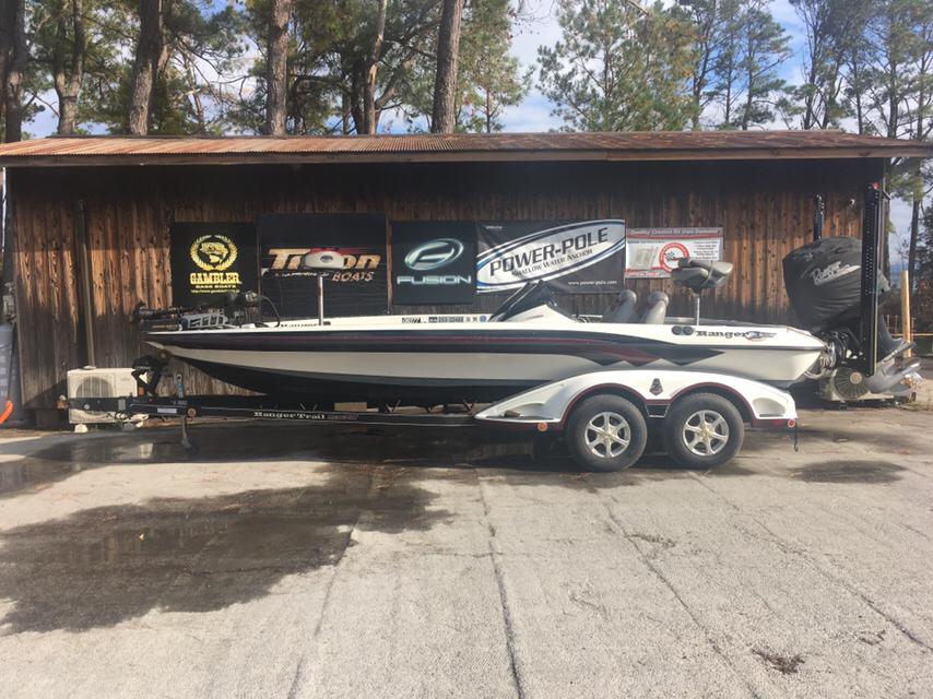 SOLD OUT'10 Ranger Boats Z521 with OPTIMAX 250ProXs