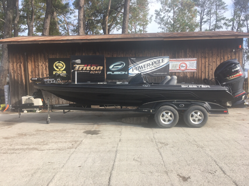 SOLD OUT '10 SKEETER 21i with SHO275