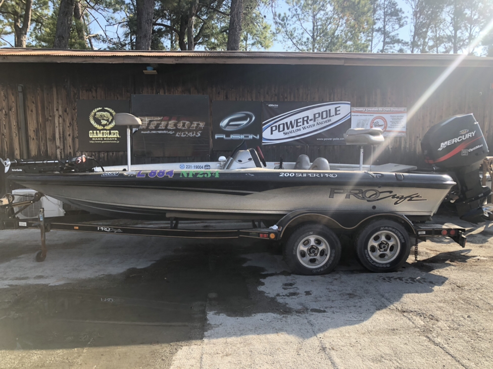 '00 Pro craft 200 super pro with OPTIMAX 200