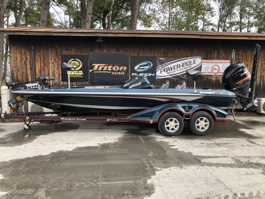 '17 Ranger Boats Z521C with SHO275