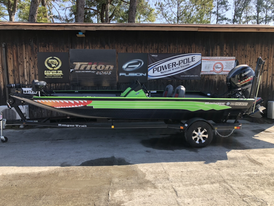 SOLD OUT Ranger Boats RT188 with SHO125
