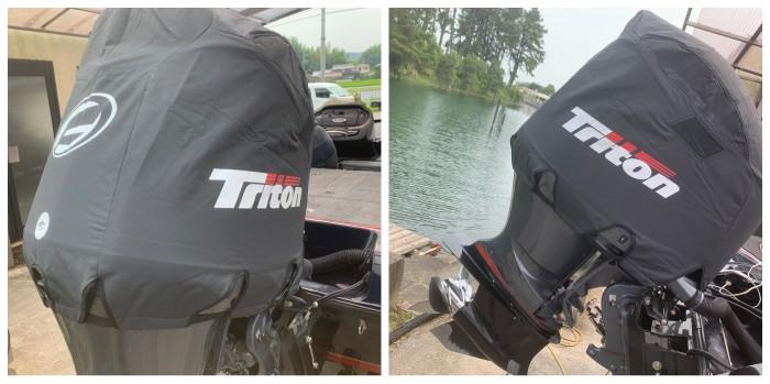 【TUFF SKINZ SHO用エンジンカバー ロゴ入り 入荷!(Ranger / Triton)】※夏期休暇告知有り