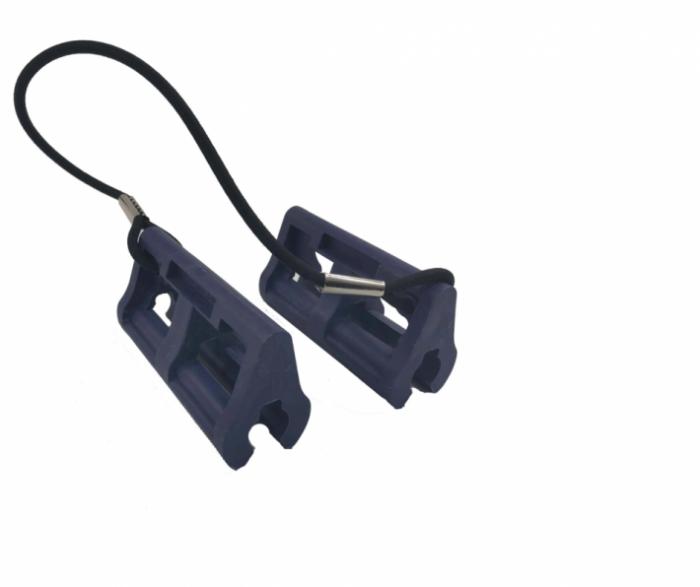【4″ Steer Stop Outboard Hydraulic Steering Lock】