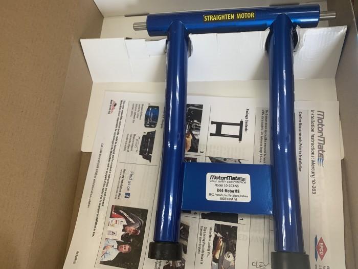 【MOTOR MATE OPTIMAX用 BLUE入荷!】