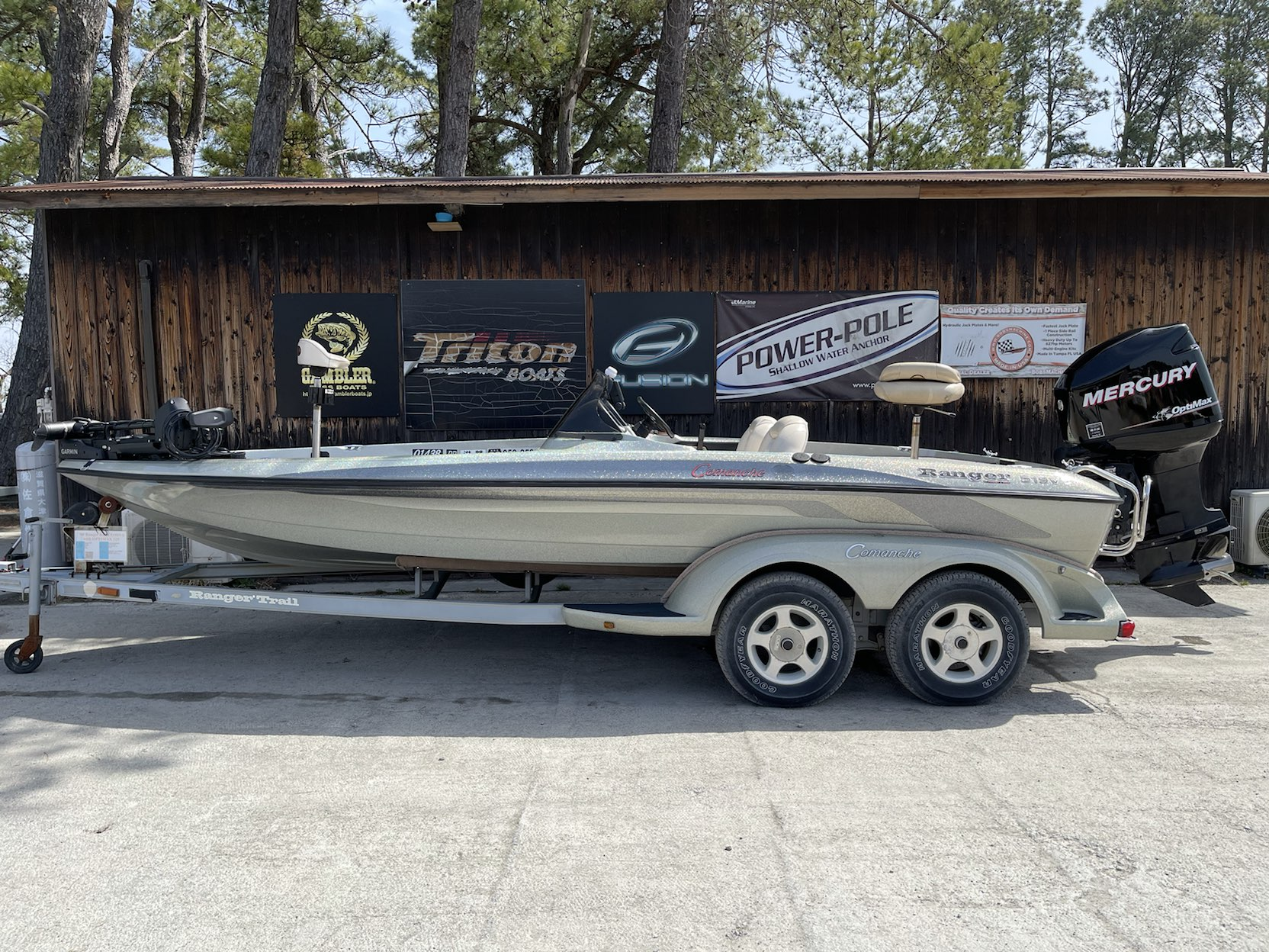 Sold Out RANGER BOATS 519DVS with OPTIMAX225
